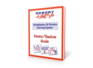 Multiplication & Division: Parent/Teacher Guide 0-9 [16 pages]