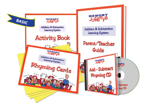 Addition & Subtraction: BASIC Edition [MJ320 : 4 items]