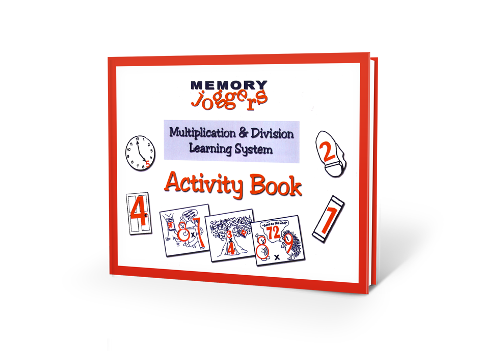 Multiplication & Division: Activity Book 0-9 [MJ240 : 66 pages]