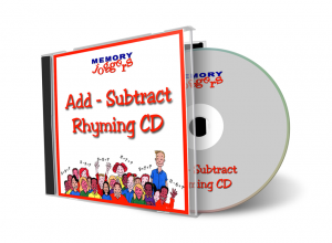 Addition & Subtraction: Rhyming CD [MJ350 : 1 cd]