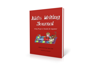Kid's Writing Journal: Writing Prompts to Stimulate the Imagination [MJ930 : 150 pages]