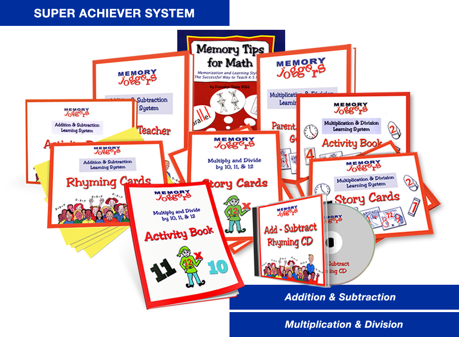 The Super Achiever Package [MJ200 : 11 items]