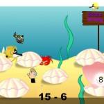 Pearl Search Math Game