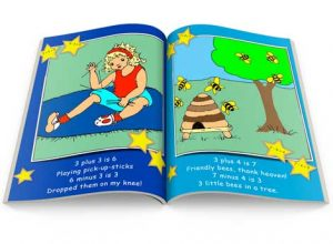 Addition & Subtraction Rhymes (2-page spread)