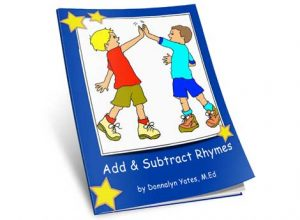 Add & Subtract Rhymes cover