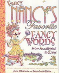 Fancy Nancy's Favorite Fancy Words Book Review