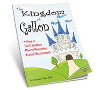 Kingdom of Gallon – Learning Liquid Measurement