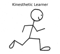 "What about those ""Shakers & Movers?"" (Kinesthetic Learners)"