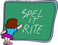 Oh No! Weekly Spelling Tests!